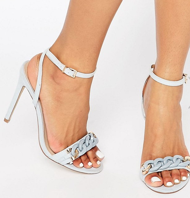 ASOS HOCUS POCUS Co-ord Heeled Sandals