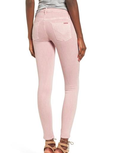 Hudson Jeans Hudson Jeans Coated Super Skinny Jeans