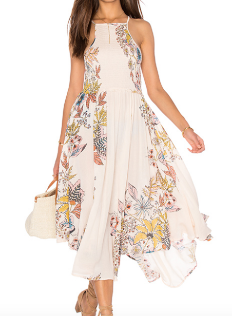 SEASON IN THE SUN DRESS FREE PEOPLE