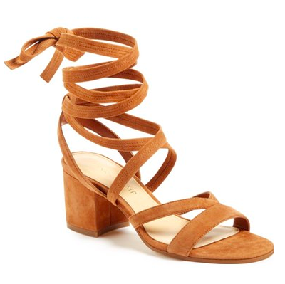Ivanka Trump 'Ellyn' Lace-Up Sandal