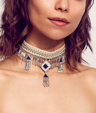 Sharp Shooter Statement Choker