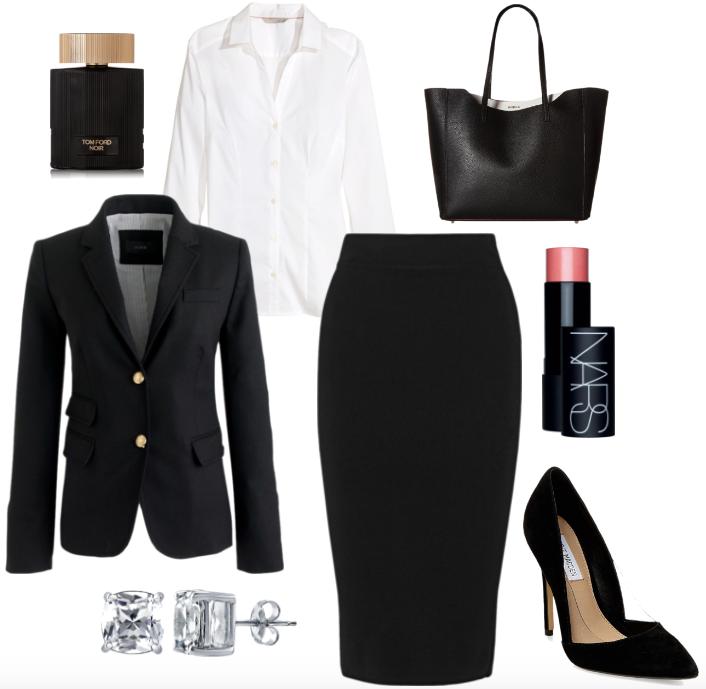 One Midi Skirt, Styled 3 Ways | TrufflesandTrends.com
