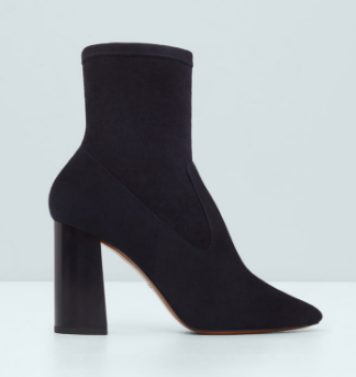 Mango PREMIUM - Leather ankle boots