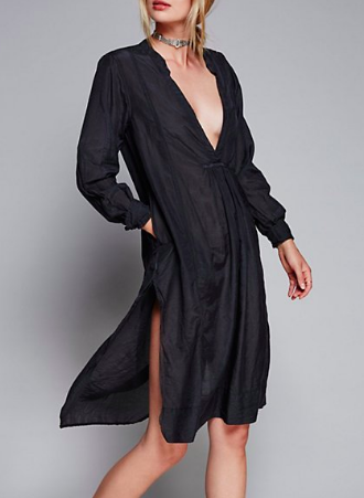 FP Zach Shirt Dress