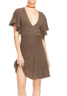 Free People 'Cozy Nights' Sweater Dress
