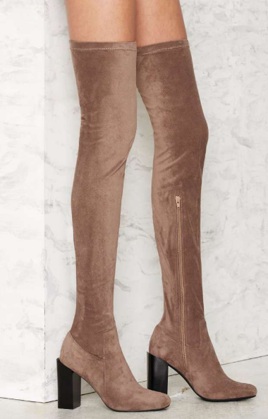 Jeffrey Campbell Perouze Thigh-High Boot