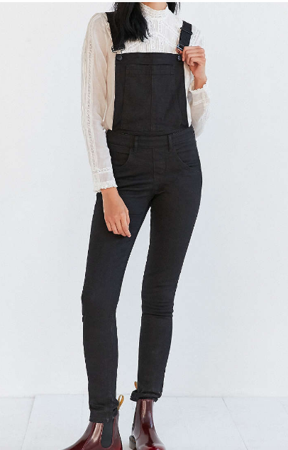 Cheap Monday Skinny Dungaree Overall