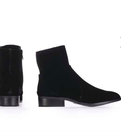 KLASH Suede Sock Boot