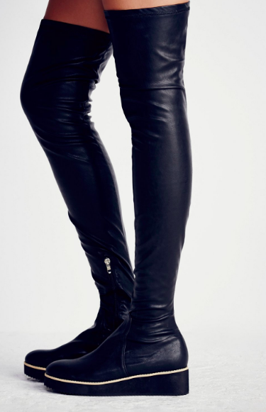 Breakaway Over the Knee Boot