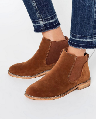 ASOS ACUTE Chelsea Ankle Boots