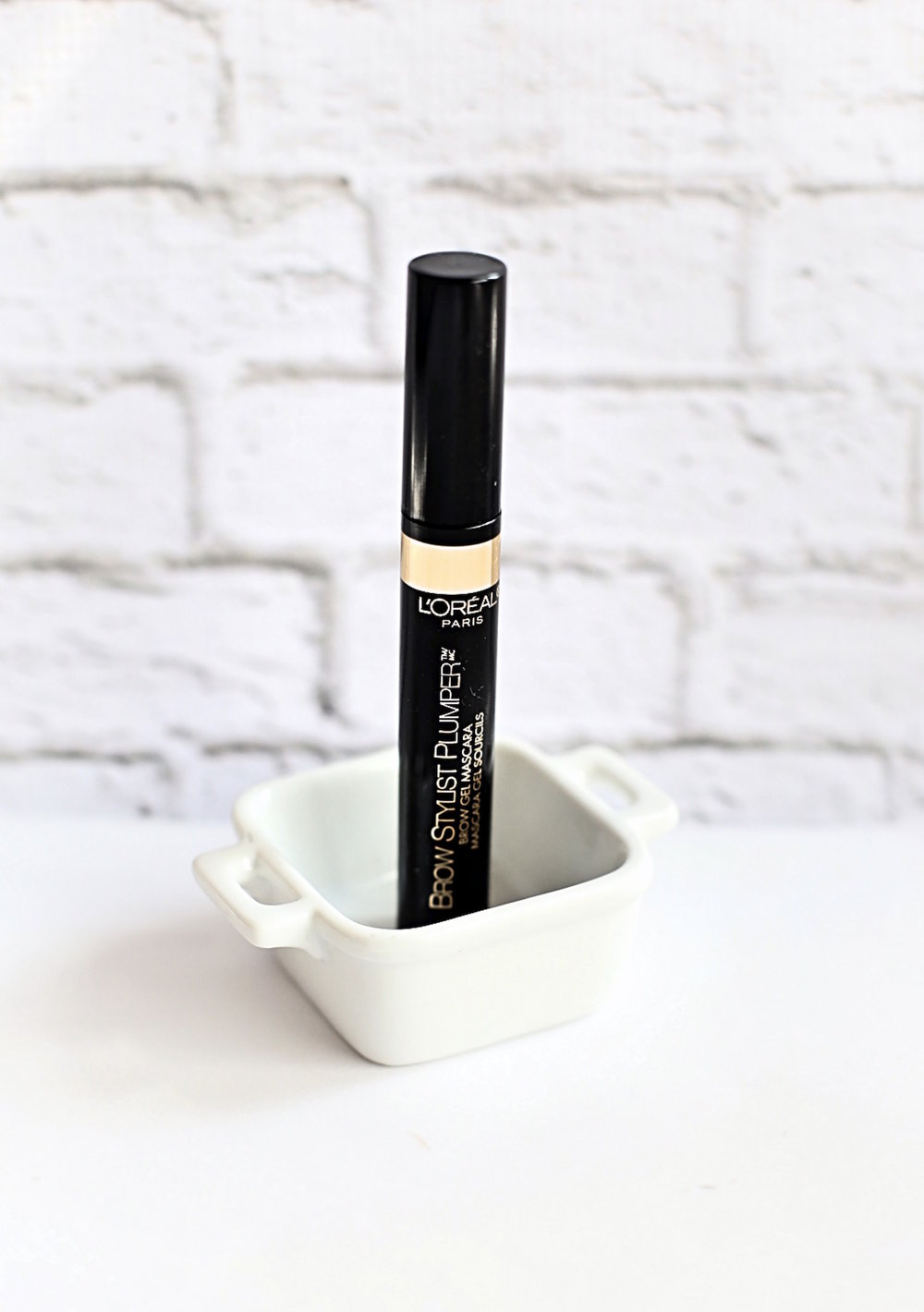 My Favorite Drugstore Makeup Products - Loreal Brow Stylist Plumper | TrufflesandTrends.com