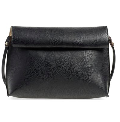 Street Level Roll Top Crossbody Bag