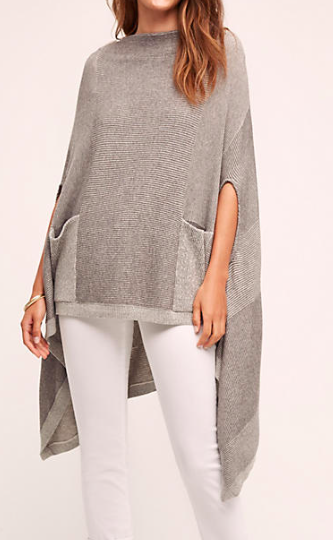 Madison Park Poncho