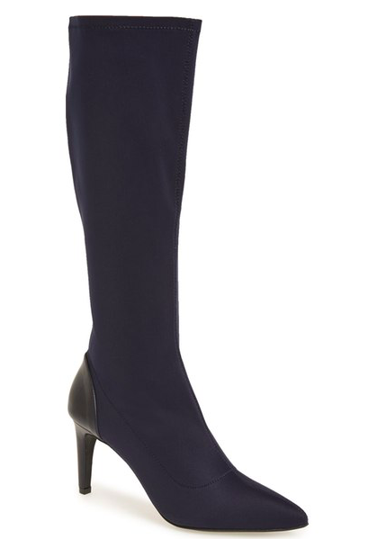Charles by Charles David 'Superstar' Pointy Toe Knee-High Boot