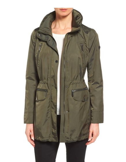 Hooded Anorak  MICHAEL MICHAEL KORS