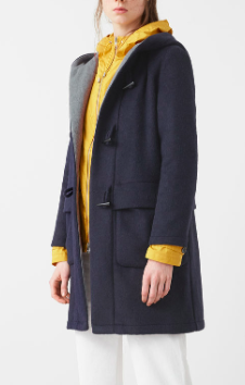 MANOG WOOL DUFFLE COAT