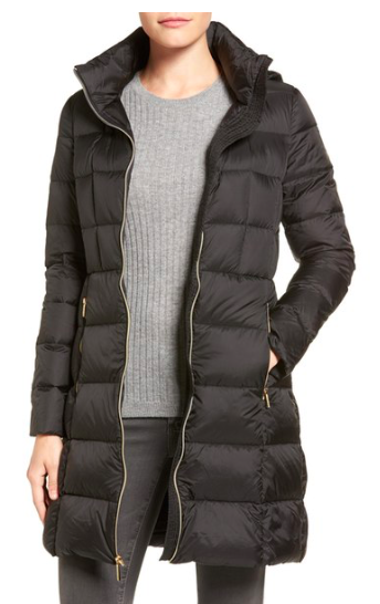 Packable Down Coat  MICHAEL MICHAEL KORS