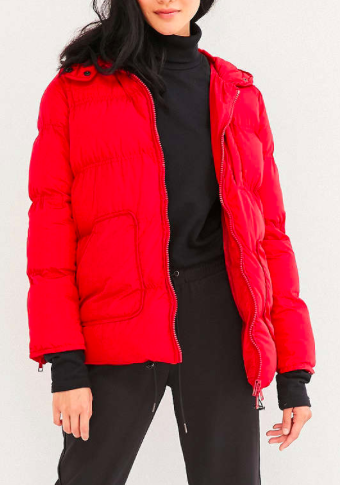 Silence + Noise Puffer Jacket