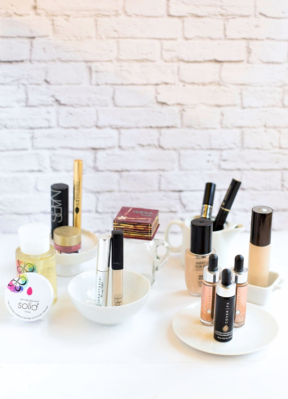 My Favorite High-End Makeup Products | TrufflesandTrends.com