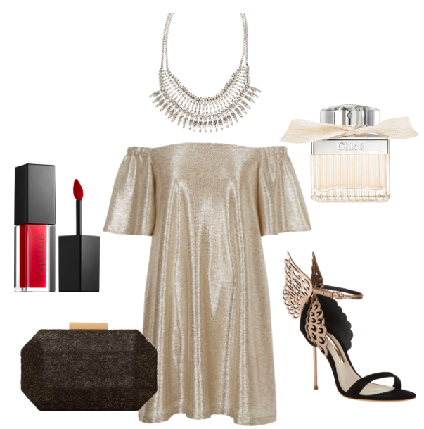 New Year's Outfit Ideas | TrufflesandTrends.com