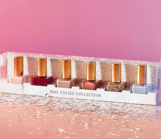 UO 6 Piece Nail Polish Set