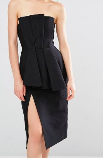 C/meo Collective Need Dress with Pleats