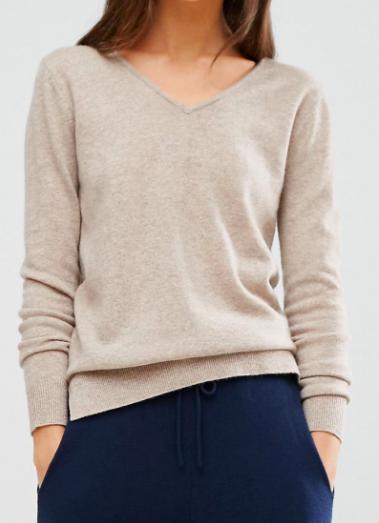Les 100 Ciels Cashmere Sweater