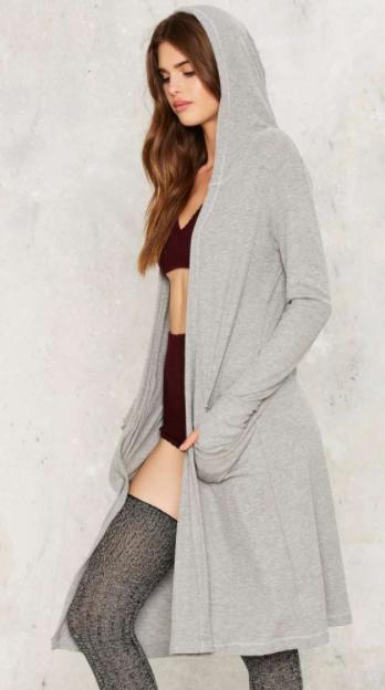 Slacker Knit Lounge Sweater