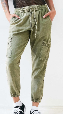 BDG Hunter Soft Cargo Pant