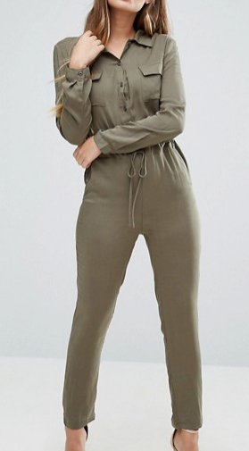 Unique 21 Utility Jumpsuit