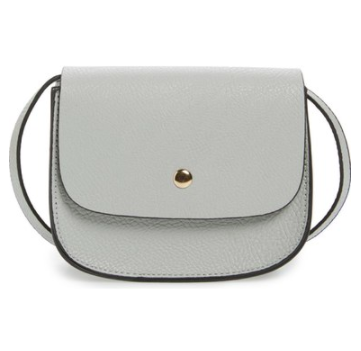 Amici Accessories Mini Crossbody Saddle Bag