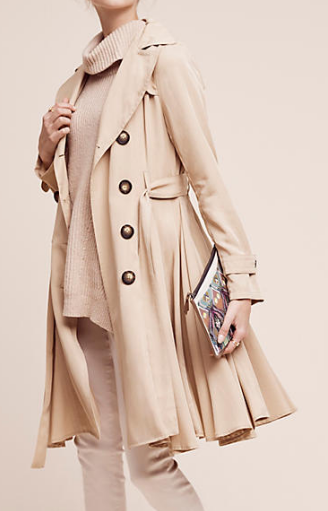 ANTHROPOLOGIE Edmond Trench