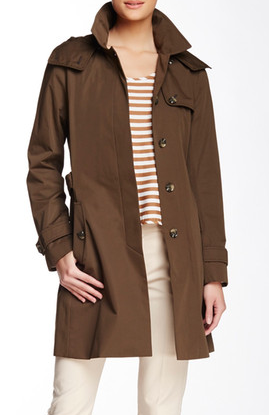 Soia & Kyo Tavia Trench Coat