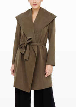CLUB MONACO Hanne Trench Coat