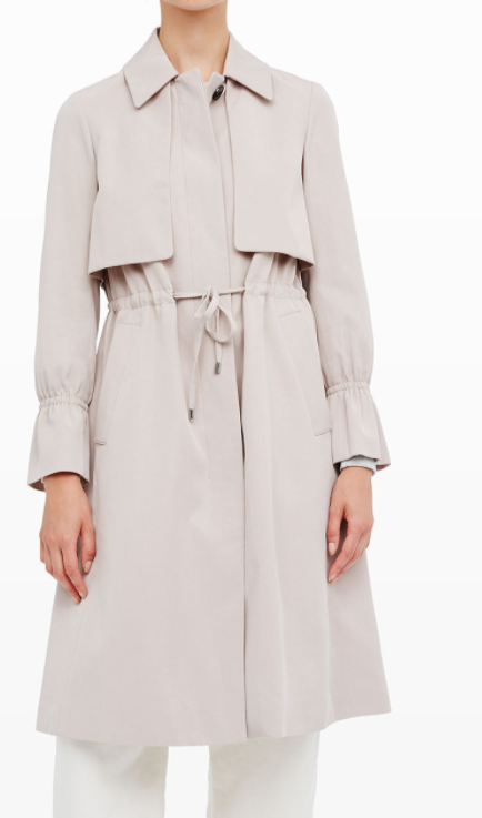 CLUB MONACO Carolena Trench Coat