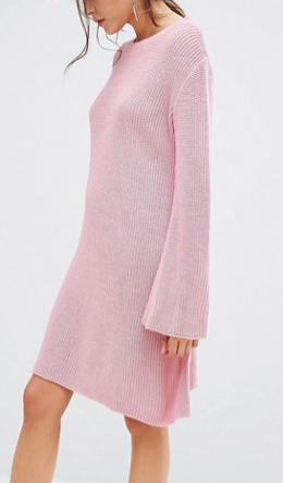 Boohoo Knitted Swing DressBoohoo Knitted Swing Dress