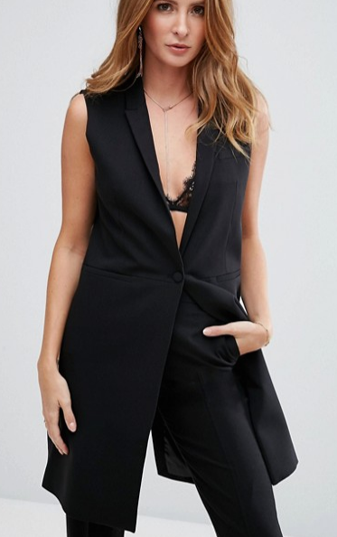 Millie Mackintosh York Sleeveless Blazer