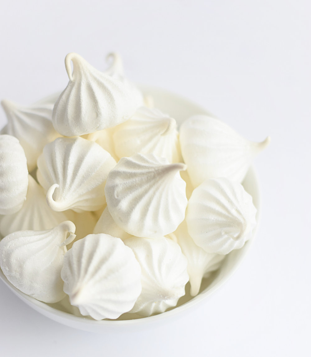 How to Make Perfect Meringues | TrufflesandTrends.com