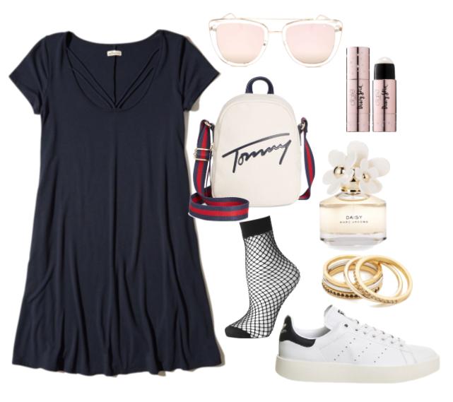 One Swing Dress, Styled 3 Ways | TrufflesandTrends.com