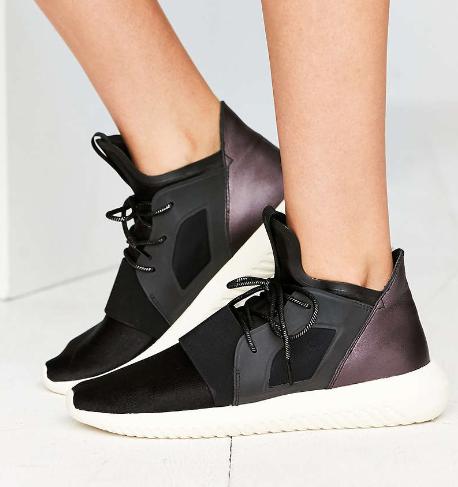adidas Metallic Tubular Sneaker