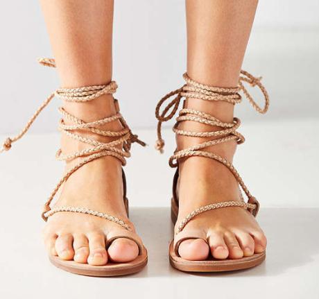 Jeffrey Campbell Adios Gladiator Sandal