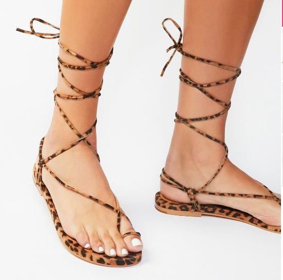 FP Vegan Mia Wrap Sandal