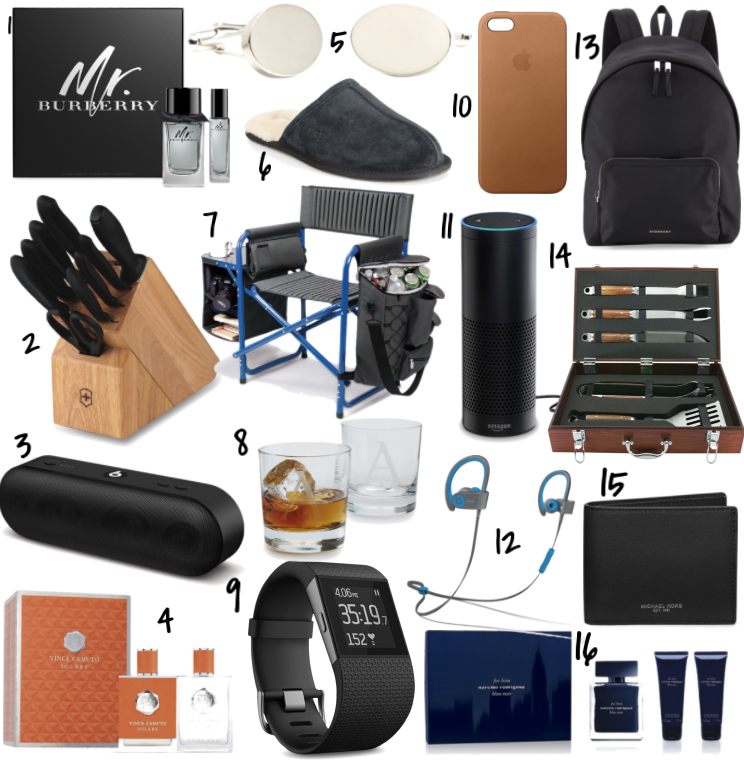 Father's Day Gift Guide 2017 | TrufflesandTrends.com