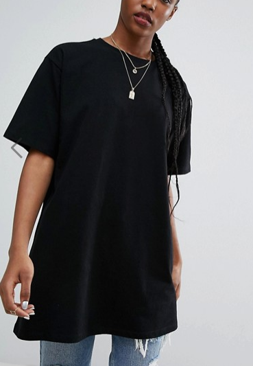 ASOS Super Oversized Boyfriend T-Shirt