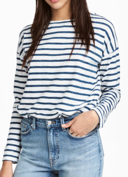 hm Long-sleeved Top