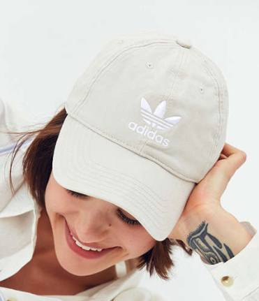 adidas Originals Relaxed Strapback Baseball Hat