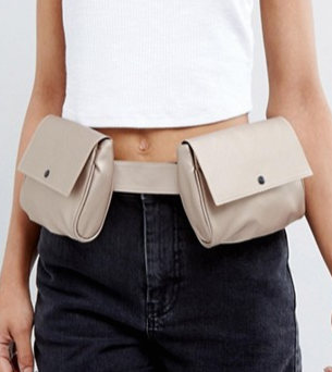 ASOS LIFESTYLE Utility Pocket Fanny Pack