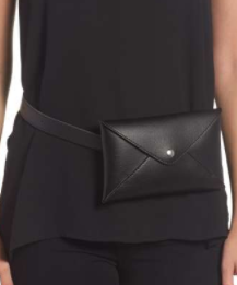 Faux Leather Belt Bag BP.