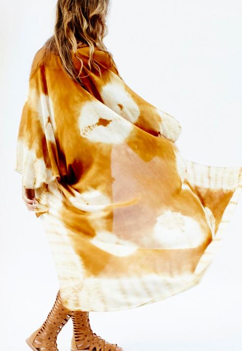 FP Spellbound Tie Dye Kimono