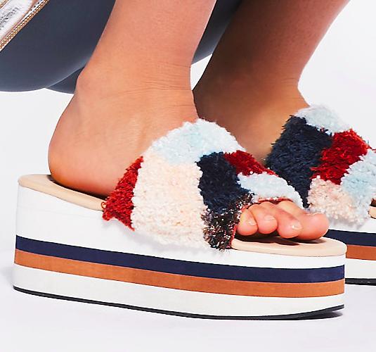 FP Leighton Flatform Sandal